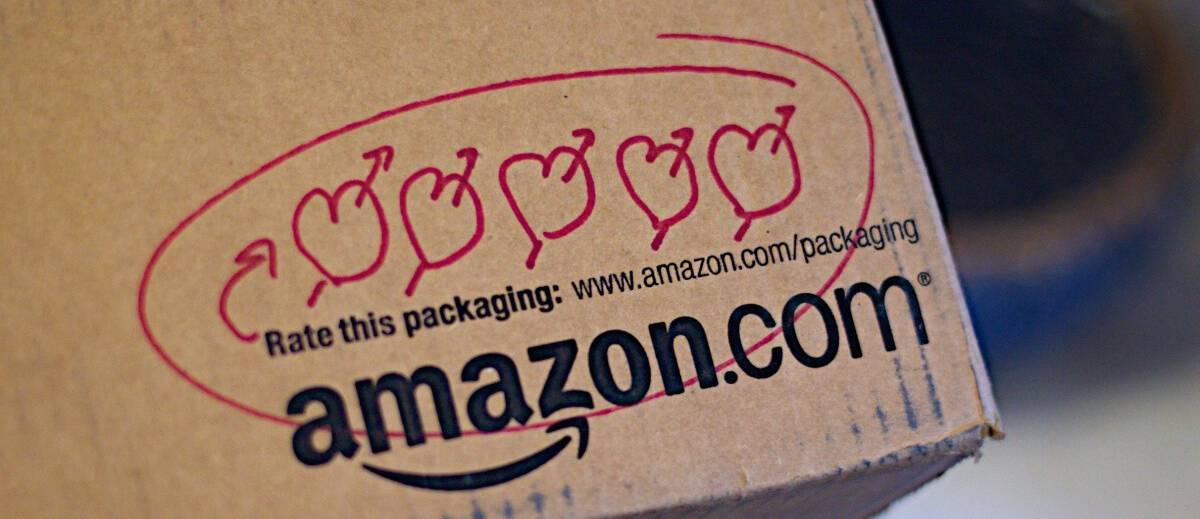 Amazon lubi klientów